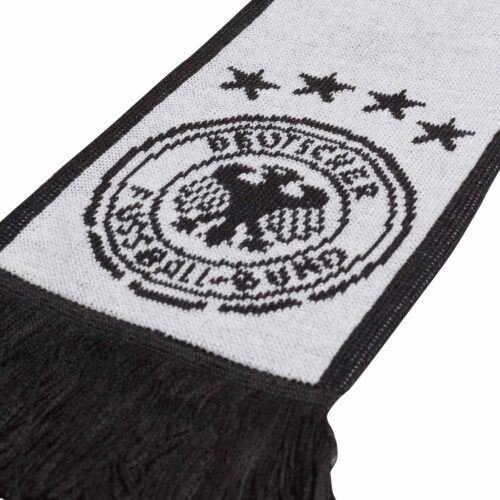 adidas Germany Scarf – White/Black