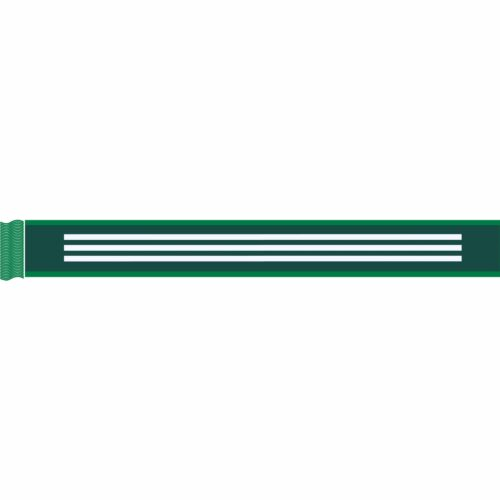 adidas Mexico Scarf – Collegiate Green/Green/White