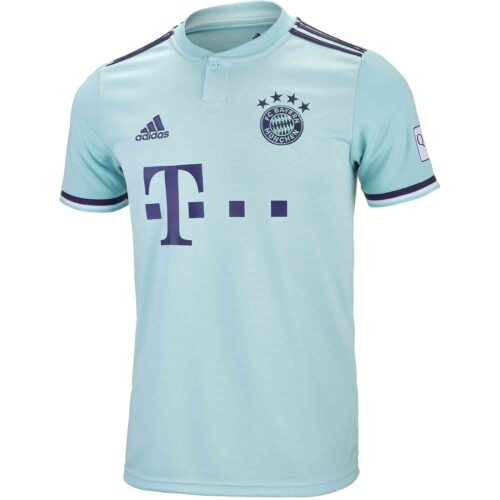 adidas Bayern Munich Away Jersey – Youth 2018-19