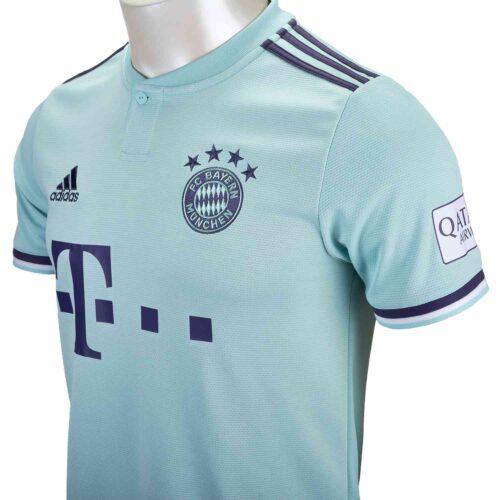 2018/19 adidas Rober Lewandowski Bayern Munich Away Jersey