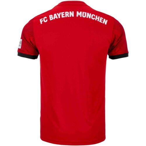 adidas Bayern Munich Home Jersey – Youth 2018-19
