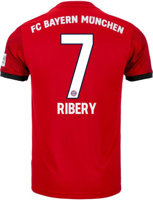 adidas Franck Ribery Bayern Munich Home Jersey – Youth 2018-19
