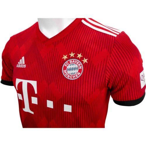 official photos 362e9 c0c95 adidas Thomas Muller Bayern Munich Home Jersey 2018-19 ...