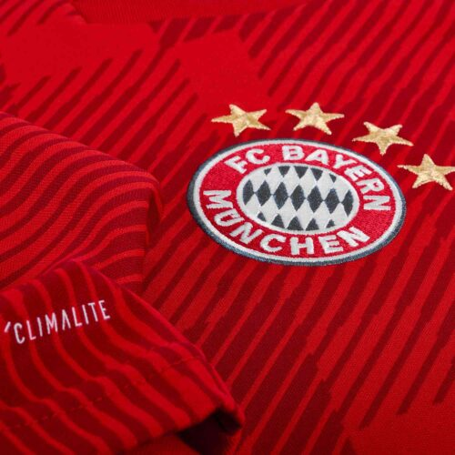 adidas Bayern Munich Home Jersey 2018-19