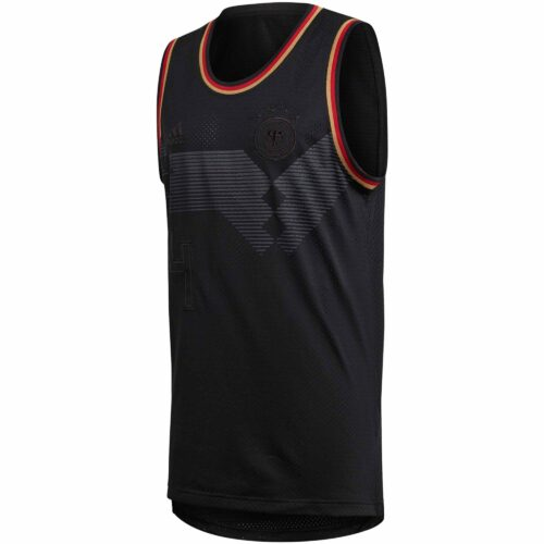 adidas Germany Basketball Jersey 2018-19