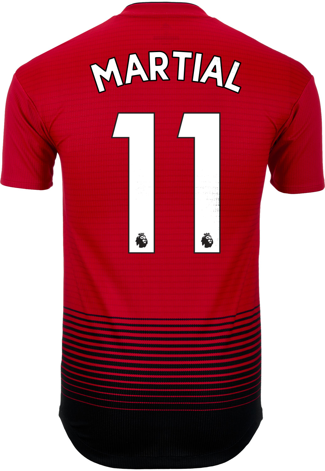 adidas Anthony Martial Manchester United Home Authentic Jersey 2018 ... e5ac5afd0