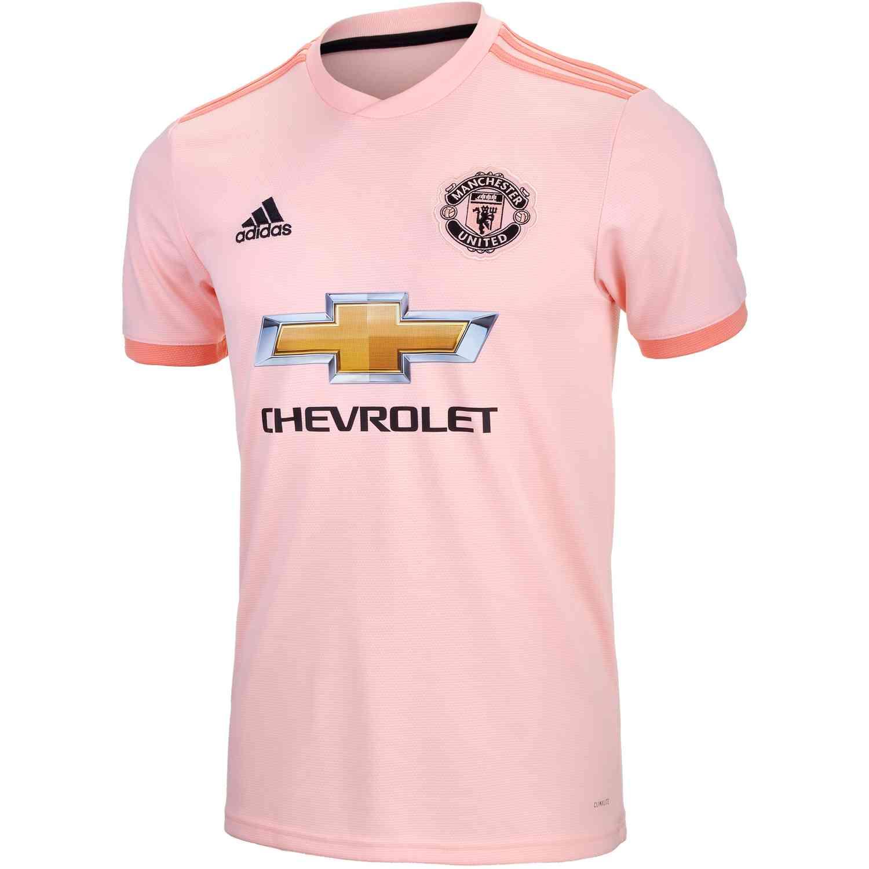baca4d38c adidas Manchester United Away Jersey 2018-19 - SoccerPro