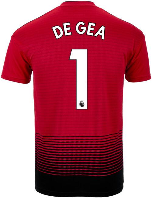 2018/19 adidas David De Gea Manchester United Home Jersey