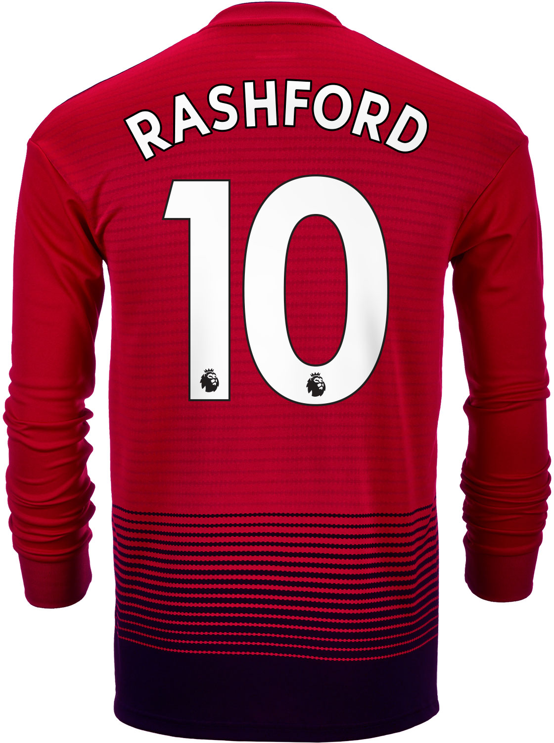 017a1eb39 2018 19 adidas Kids Marcus Rashford Manchester United Home L S Jersey