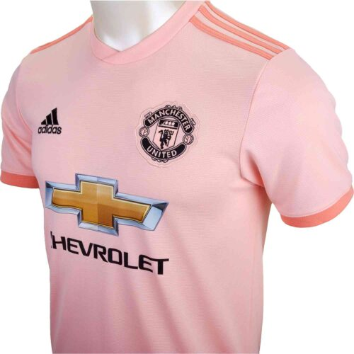 2018-19 Kids adidas Alexis Sanchez Manchester United Away Jersey