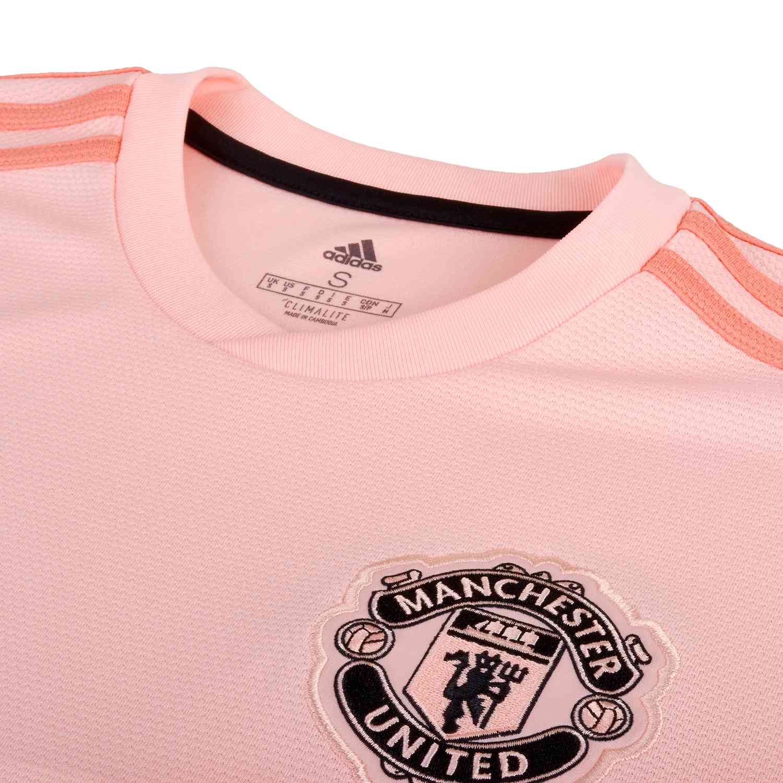 2018-19 Kids adidas Alexis Sanchez Manchester United Away Jersey ...