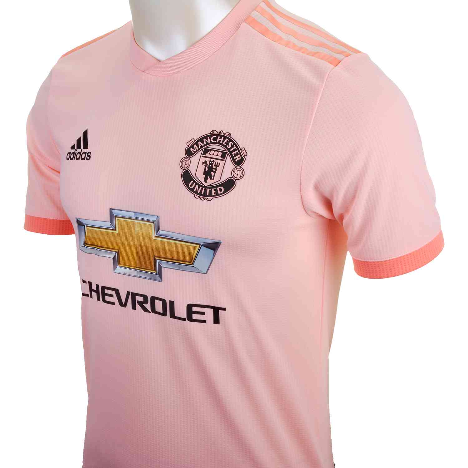 adidas Manchester United Away Authentic Jersey 2018-19 ...