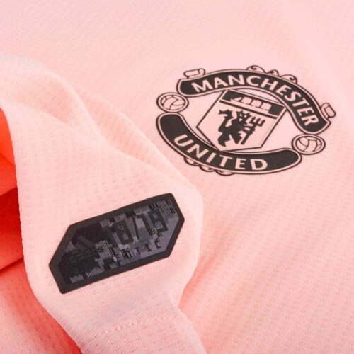 2018/19 adidas Paul Pogba Manchester United Away Authentic Jersey