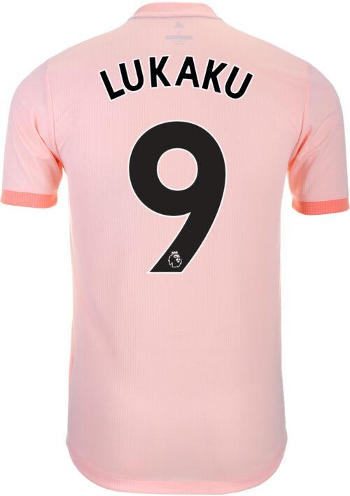 2018/19 adidas Romelu Lukaku Manchester United Away Authentic Jersey