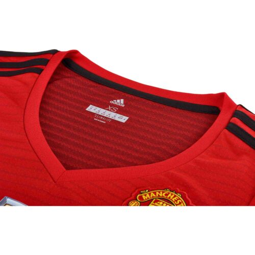 adidas Manchester United Home Jersey – Womens 2018-19