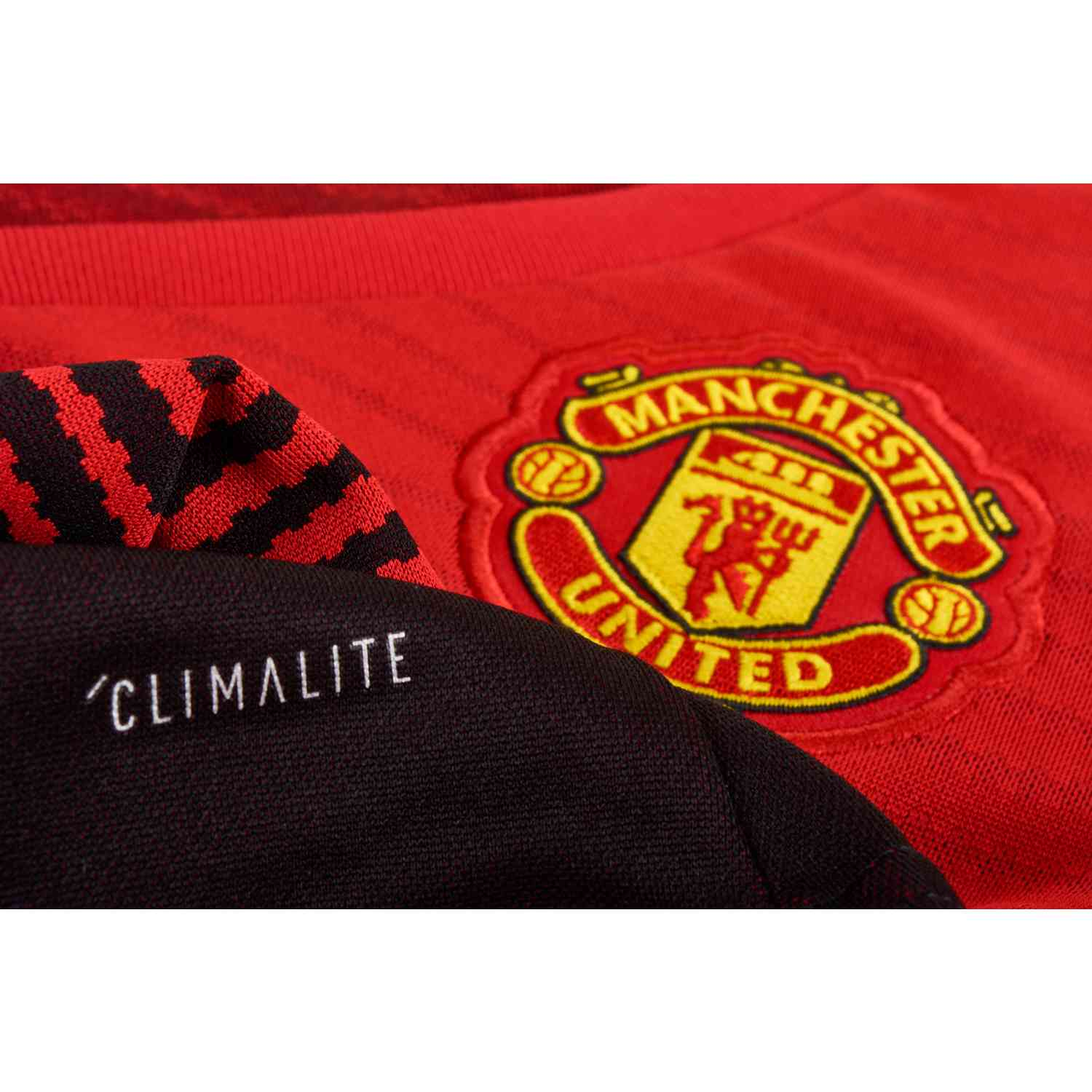 reputable site 223c9 c115d adidas Manchester United Home Jersey – Womens 2018-19