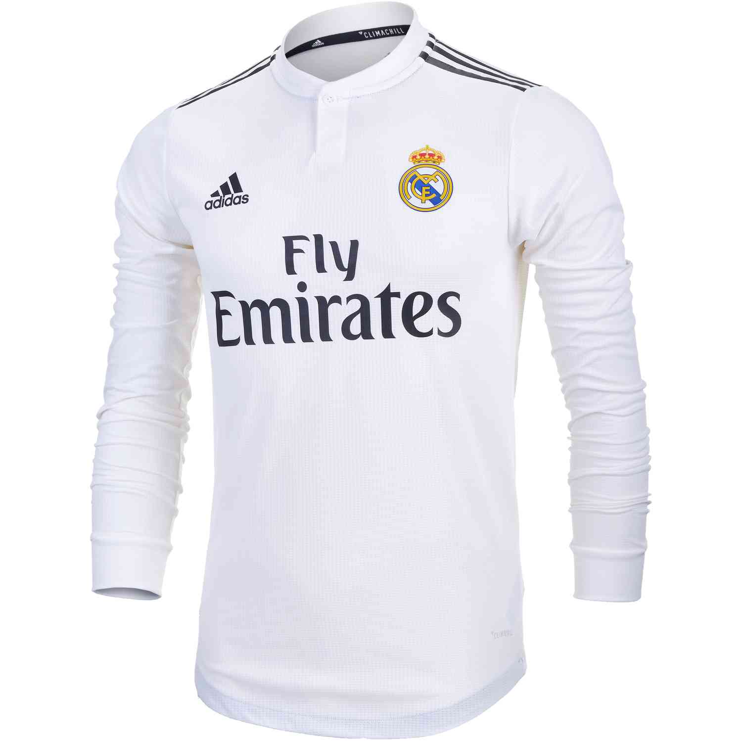 check out 2cbd3 51d70 2018/19 adidas Kids Luka Modric Real Madrid L/S Home Jersey ...