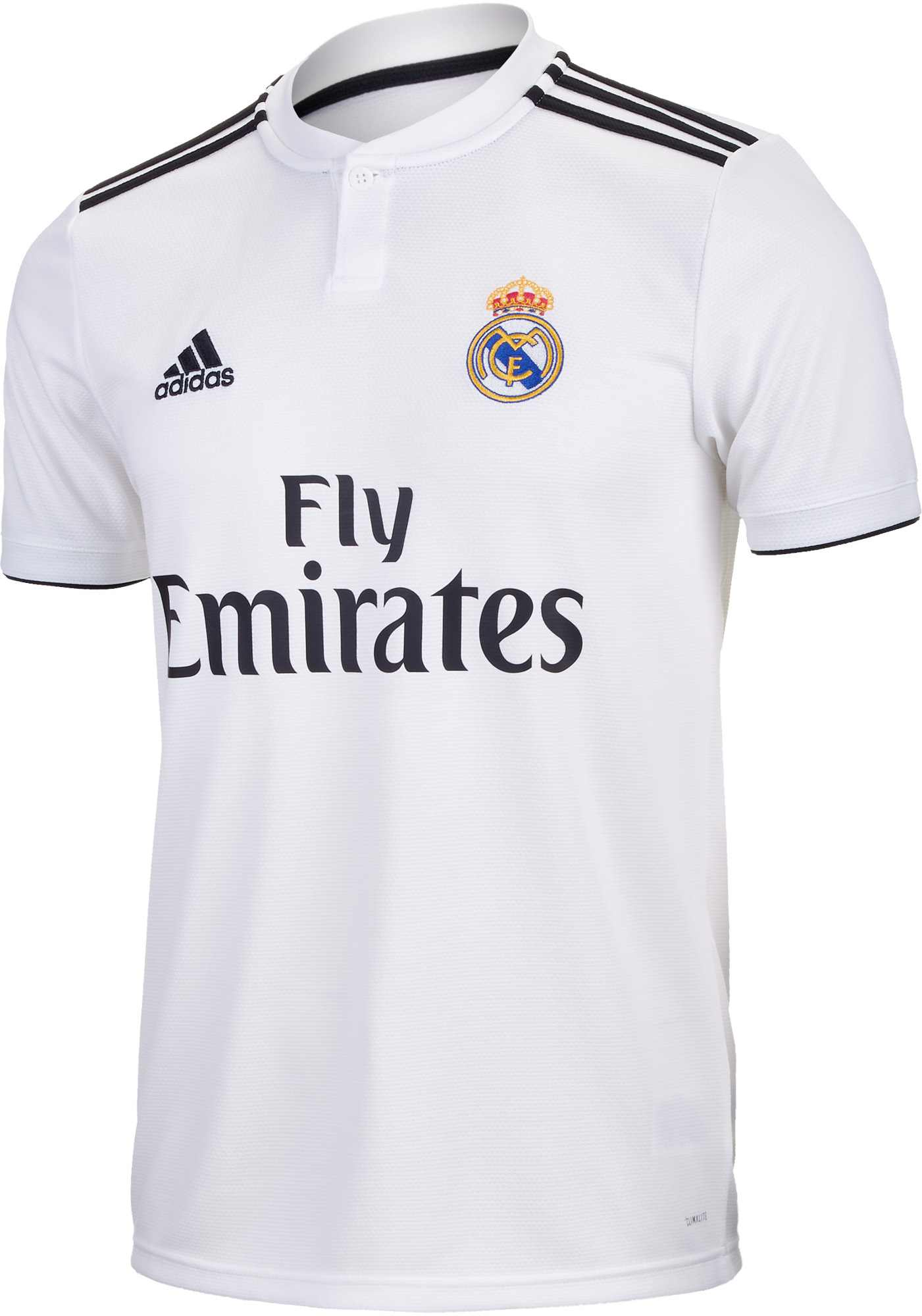 sale retailer 7c639 a8df6 adidas Real Madrid Home Jersey - Youth 2018-19 - SoccerPro