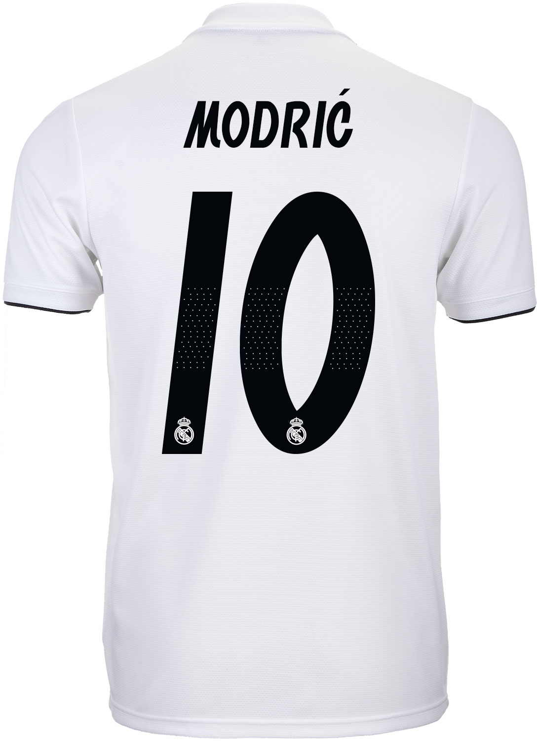 designer fashion dcbc0 4eced adidas Luka Modric Real Madrid Home Jersey - Youth 2018-19 ...