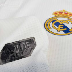 93ca724e5f3 adidas Real Madrid Home Authentic Jersey 2018-19 - SoccerPro