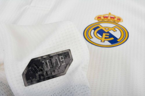 965f4dcfc adidas Real Madrid Home Authentic Jersey 2018-19 - Cleatsxp