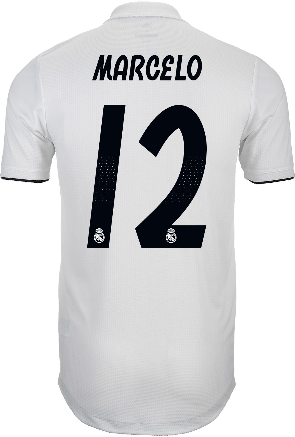 adidas Marcelo Real Madrid Home Authentic Jersey 2018-19 - Cleatsxp fce50a3eb