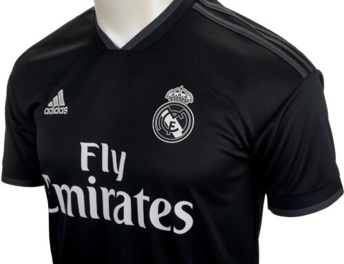 adidas Gareth Bale Real Madrid Away Jersey – Youth 2018-19