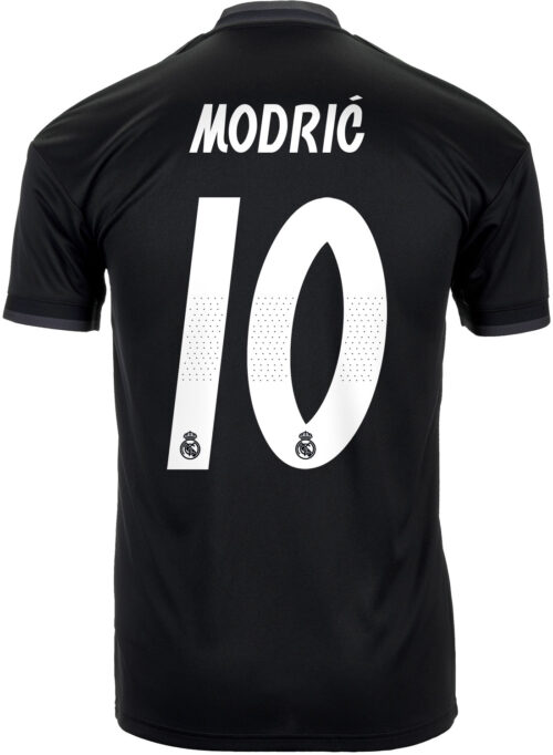 adidas Luka Modric Real Madrid Away Jersey – Youth 2018-19