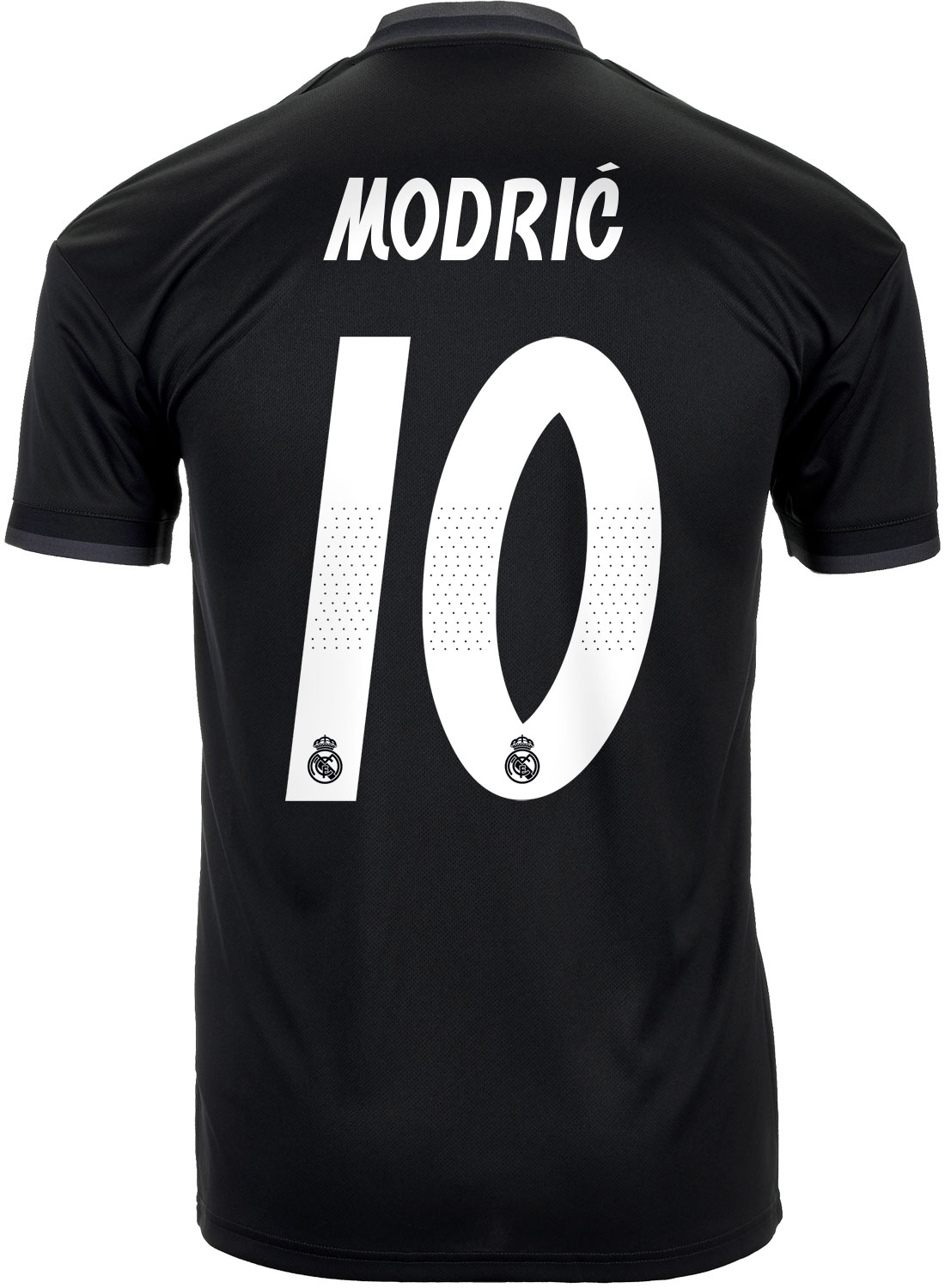 31748364b79 adidas Luka Modric Real Madrid Away Jersey - Youth 2018-19 - SoccerPro