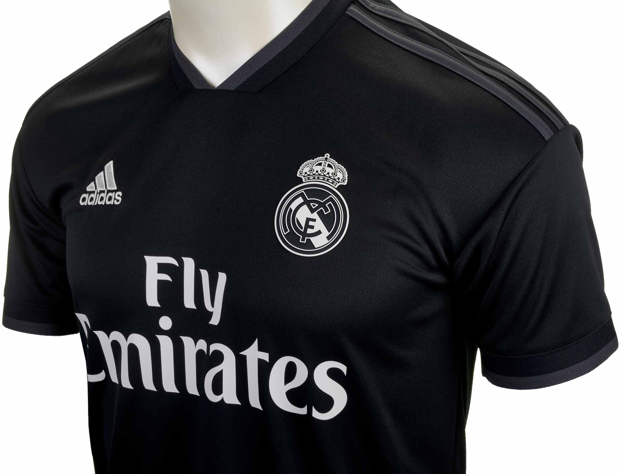 adidas Real Madrid Away Jersey 2018-19 - SoccerPro 8d07d76fd