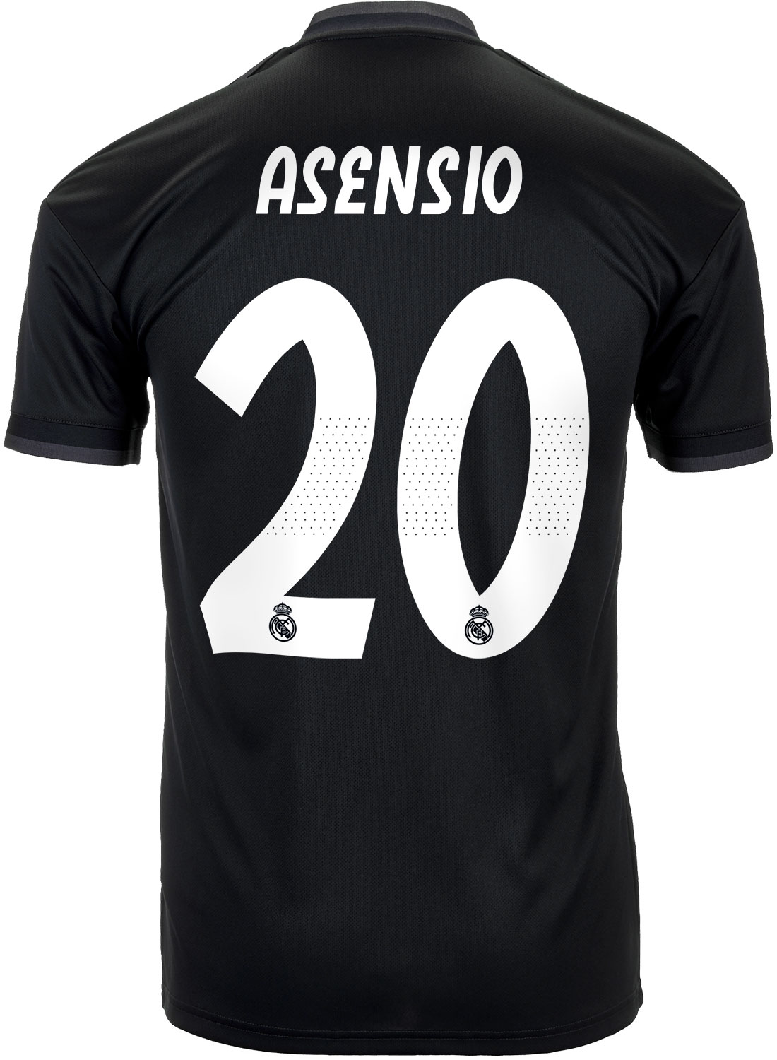 adidas Marco Asensio Real Madrid Away Jersey 2018-19 - Cleatsxp 8596b4d58