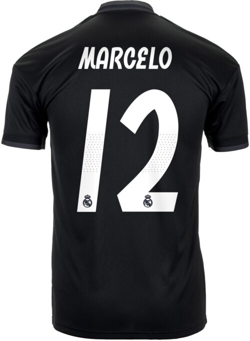 adidas Marcelo Real Madrid Away Jersey 2018-19