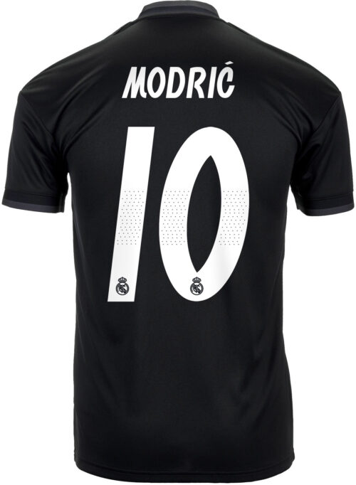 adidas Luka Modric Real Madrid Away Jersey 2018-19