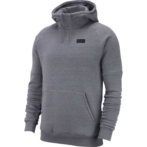 Nike Tottenham Pullover Fleece Hoodie – Flint Grey/Dark Grey/Blue Fury