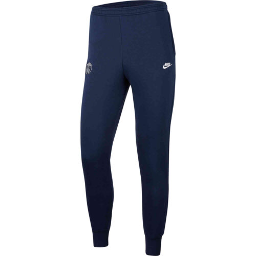 Nike PSG Fleece Training Pants – Midnight Navy/White
