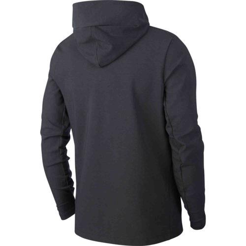 Nike Chelsea Tech Pack Full-zip Hoodie – Anthracite/Rush Orange
