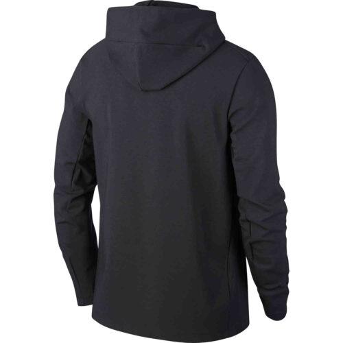 Nike Barcelona Tech Pack Full-zip Hoodie – Dark Smoke Grey/Dark Smoke Grey/Cabana