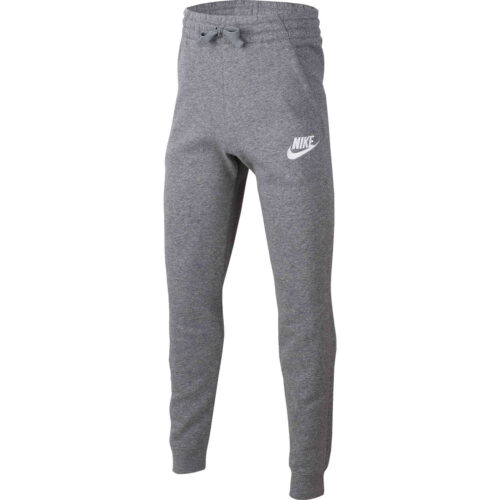 Kids Nike Club Fleece Jogger Pants – Carbon Heather