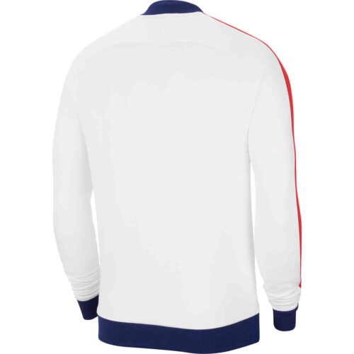 Nike USA Fleece Track Jacket – White/Speed Red/Loyal Blue/Loyal Blue