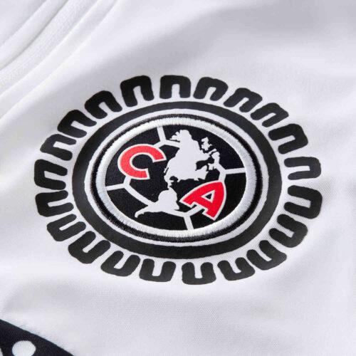 Nike Club America I96 Anthem Track Jacket – White/Black