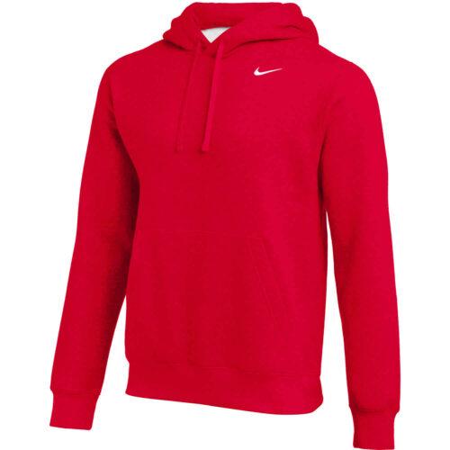 Nike Club Fleece Hoodie – Scarlet
