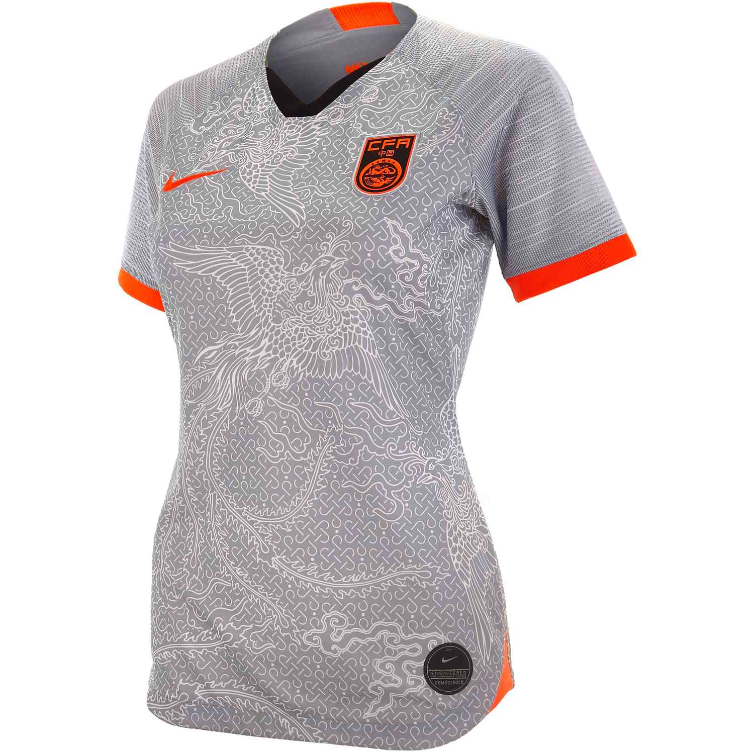 hot sale online cac76 ac944 2019 Womens Nike China Away Jersey