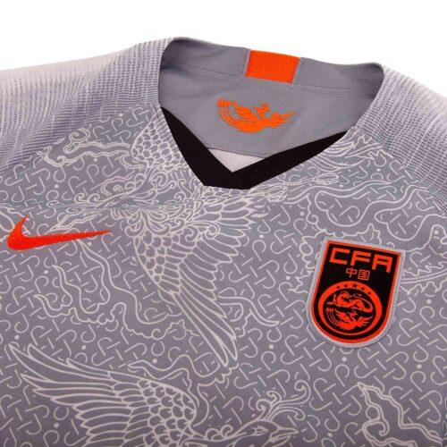 2019 Womens Nike China Away Jersey