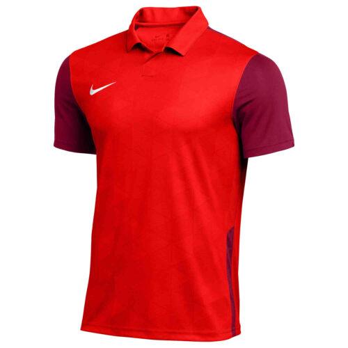 Nike Trophy IV Jersey – University Red/Team Maroon