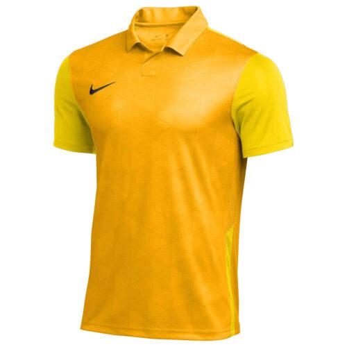 Kids Nike Trophy IV Jersey – University Gold/Tour Yellow