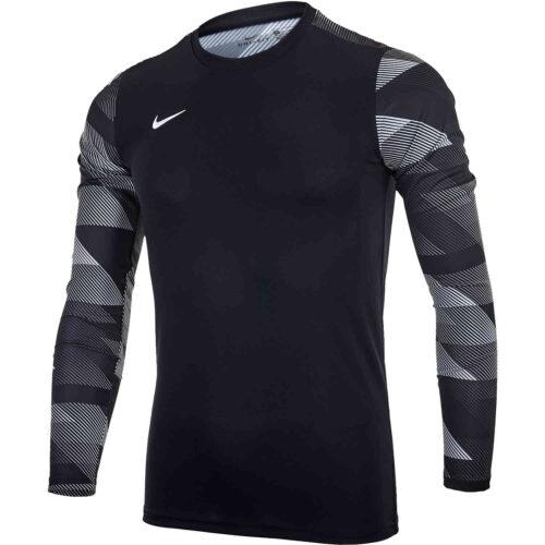 Nike Park IV Team Goalkeeper Jersey – Black & White with White