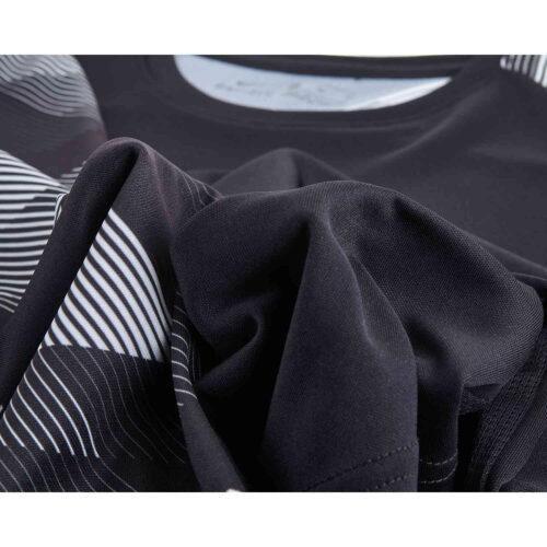 Kids Nike Park IV Team Goalkeeper Jersey – Black & White with White