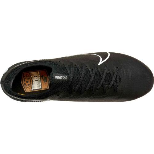 Nike Tech Craft Mercurial Vapor 13 Elite FG – Black & White with Pro Gold with Metallic Gold