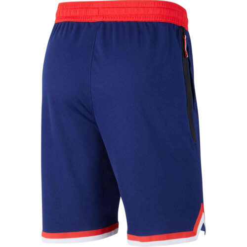 Nike USA DNA Shorts – Loyal Blue & Speed Red with White