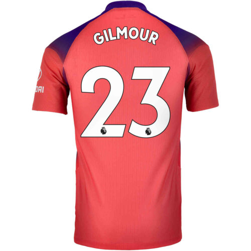 2020/21 Nike Billy Gilmour Chelsea 3rd Match Jersey